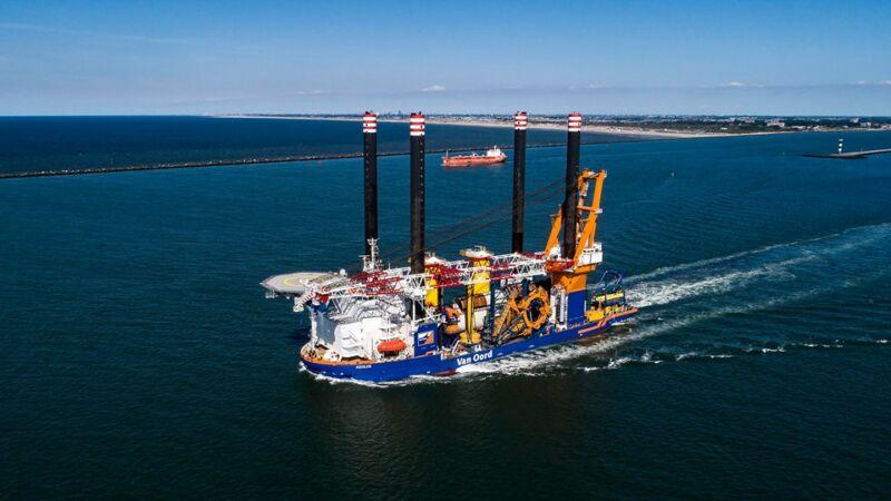 Gorinchemse Van Oord neemt MPI Offshore over