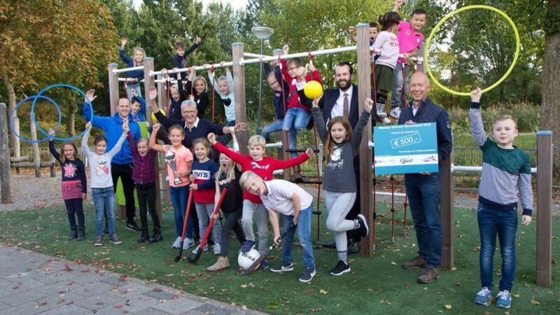 Basisschool Graaf Reinald is sportiefste school van Gorinchem