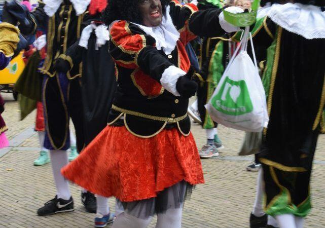 Speciale Gluten vrije – pepernoten tijdens Sinterklaas intocht