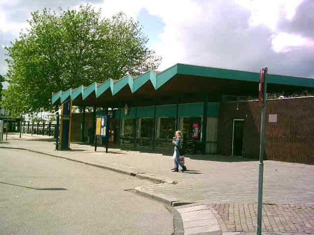 Gratis watertappunt op Station Gorinchem