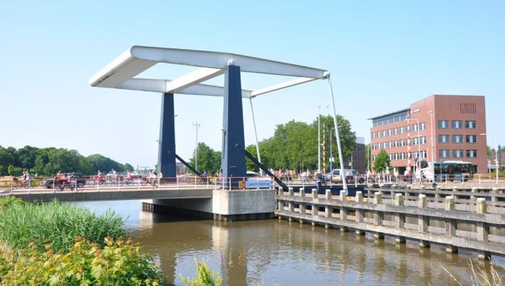 Concordiabrug 14 dagen dicht voor auto's, motoren en vrachtwagens