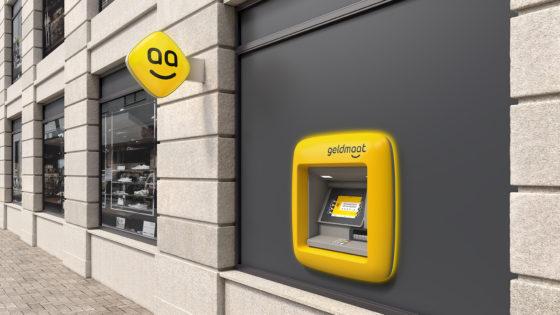 Steeds meer pinautomaten voor blinden en slechtzienden toegankelijk