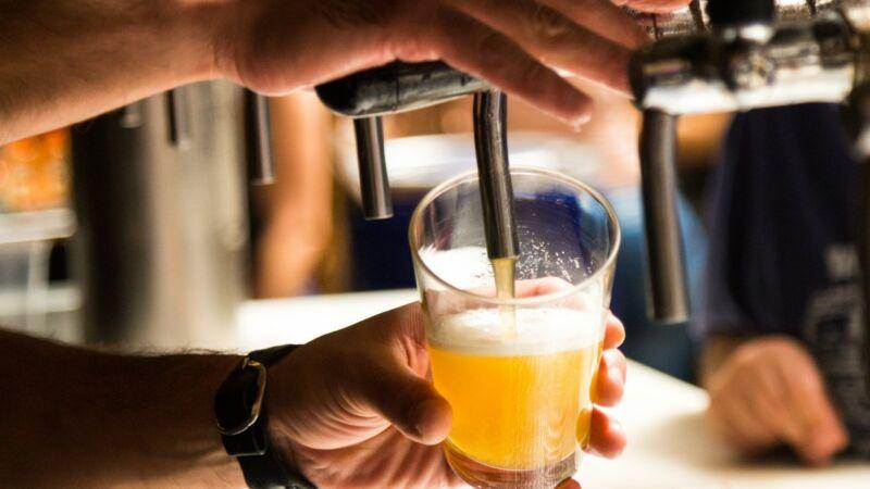 2de Gorcum's Bierfestival bij Natuurcentrum