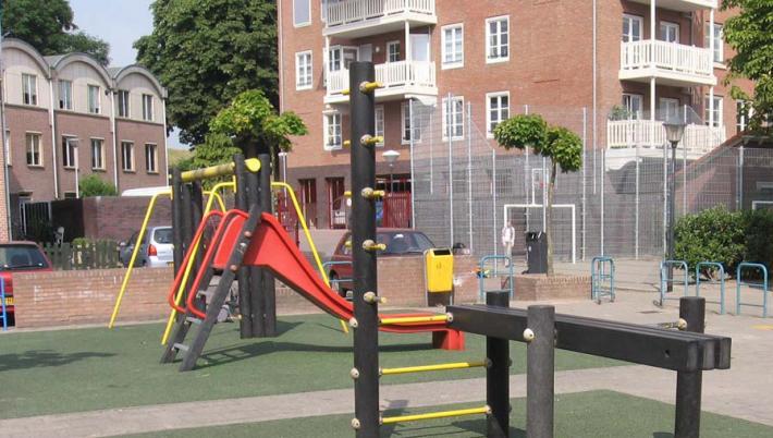 Omgevingsdienst doet onderzoek naar lood bij speelplaatsen binnenstad