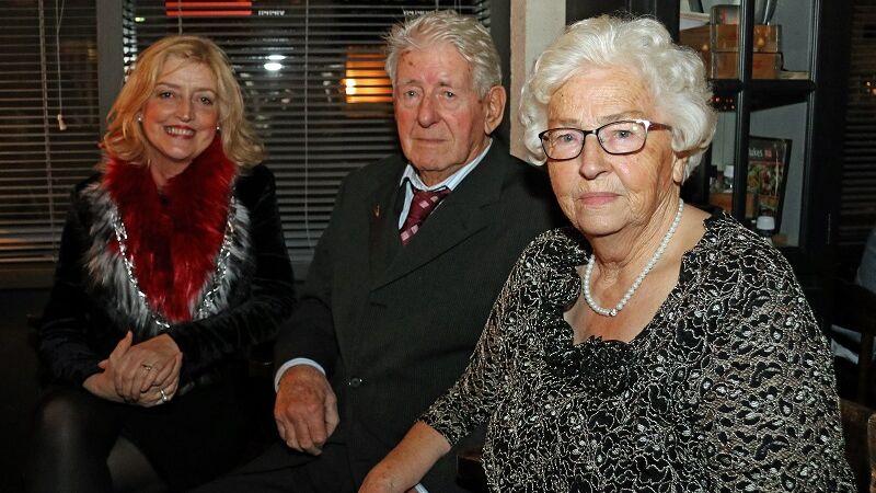 Briljanten huwelijk echtpaar van Heemskerk-van Horssen