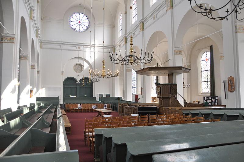 Grote Kerk snapt ophef komst Nashville dominee niet