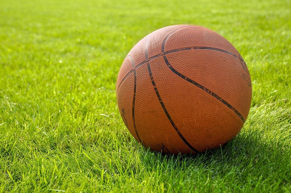 Basketbalveld aan de Gerard van Lomstraat