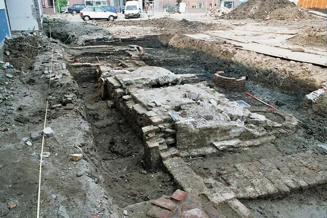 Archeologische onderzoek naar de Grote School