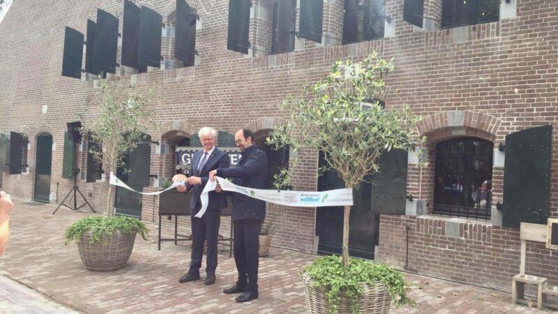 Fort Altena opent nieuwe Brasserie en terras