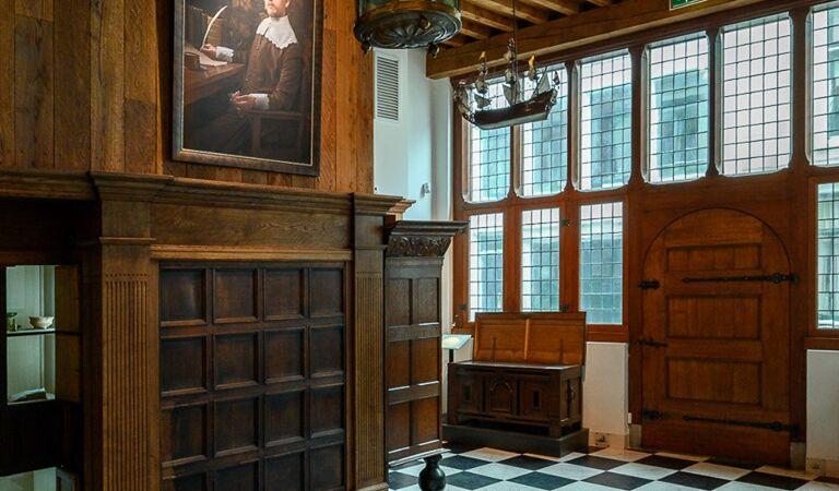 Stichting FOWW scheldt Hendrick Hamel Museum lening kwijt.