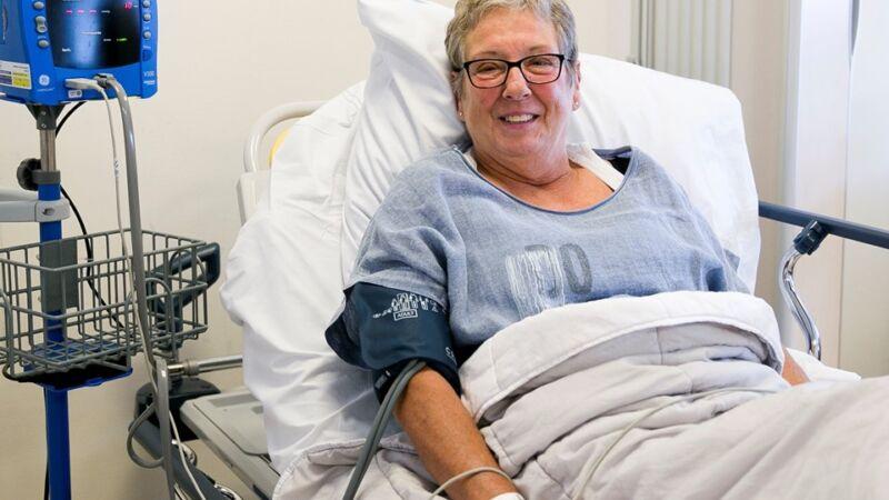 Kaartje sturen helpt Beatrixziekenhuis