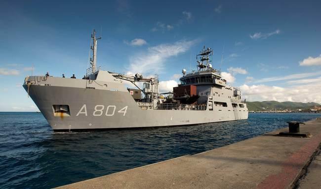 Damen Shipyards tekent onderhoudscontract met Defensie