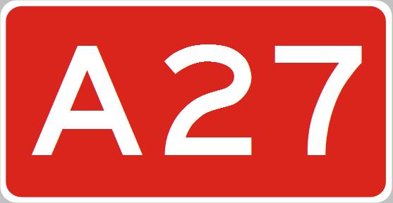 A27 Hooipolder naar Gorinchem tussen 31 augustus en 2 september dicht