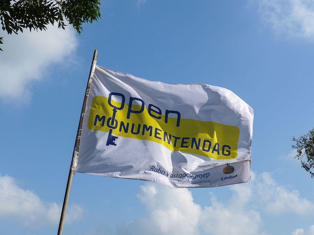 Deelnemers gezocht voor Open Monumentendag 2021