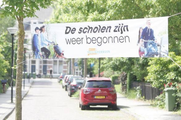 Wethouder 'Auto laten staan en op de fiets stappen'