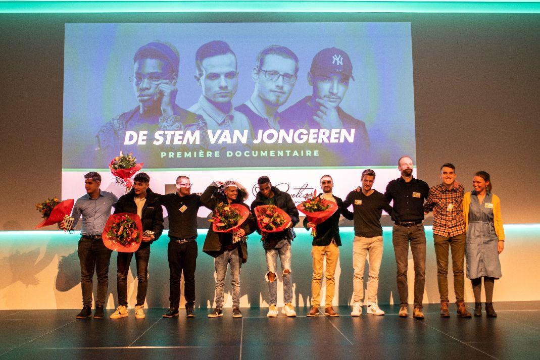 The Mall zet docu 'De Stem van Jongeren' online