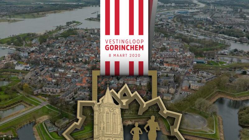 1ste Vestingloop Gorinchem op 8 maart