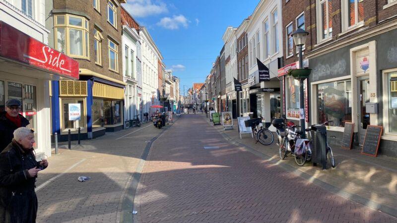 VVD stelt vragen over waarschuwing ondernemers over Sandwichborden