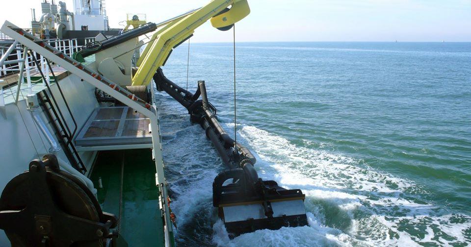 Damen Shipyards gaat olie- installaties leveren voor een  Koreaanse olierampbestrijdingsvaartuig