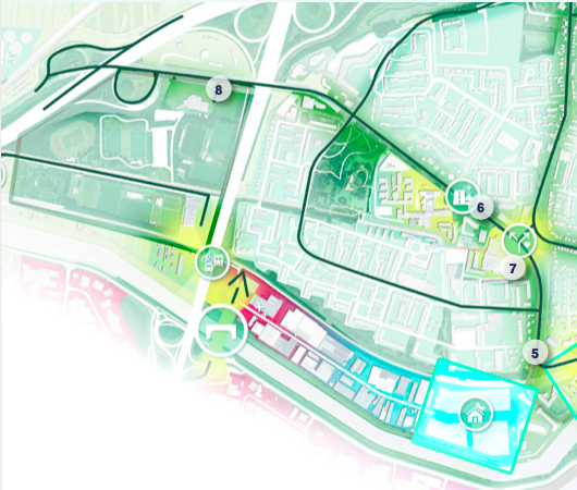 Uitvoeringsagenda mobiliteitsvisie deel 2: 'Banneweg en station'