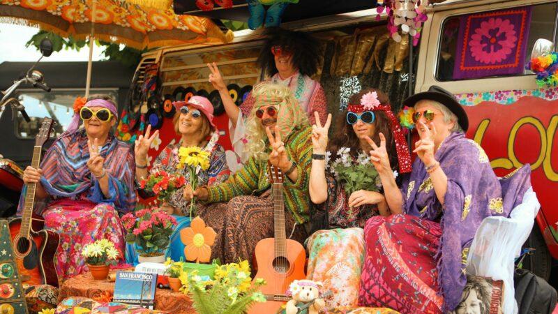 Hippiefestival gaat online, #hippie2020