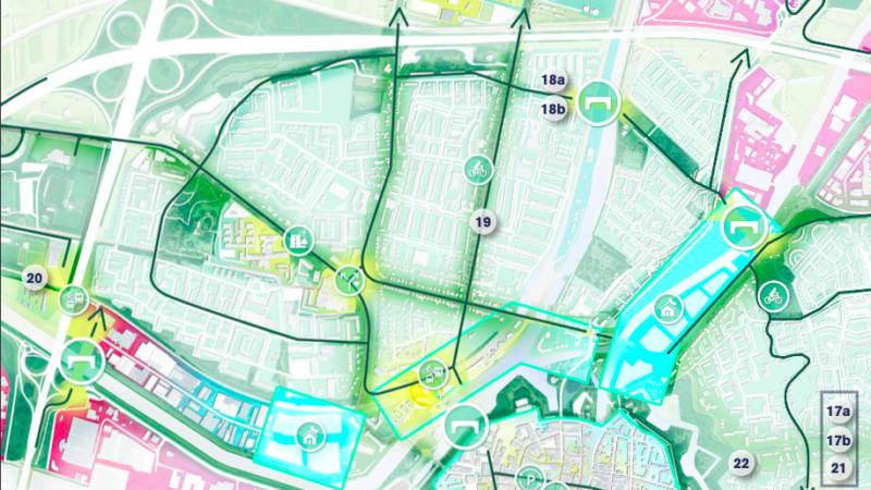 Uitvoeringsagenda mobiliteitsvisie deel 4: Fiets en OV