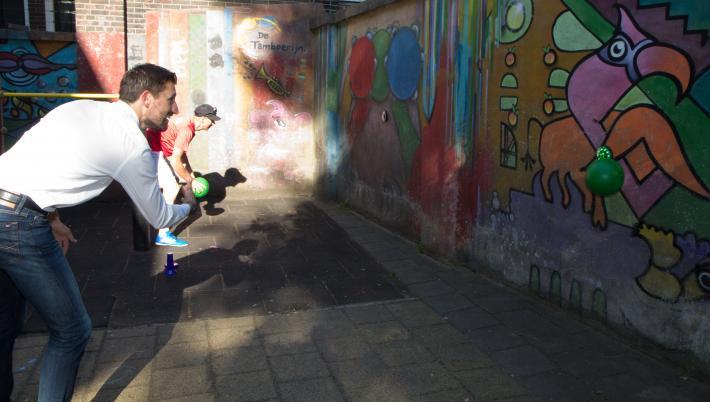 Beweegaanloop krijgt ambulante cliënten letterlijk weer in beweging