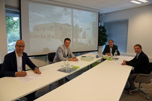 Gemeente kiest aannemers voor brede school in Hoog Dalem