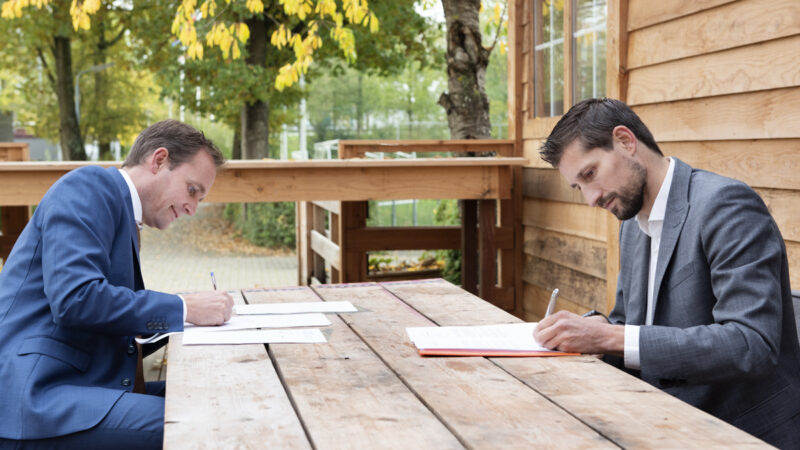 Gemeente Gorinchem maakt duurzaamheidsslag bij sportverenigingen mogelijk
