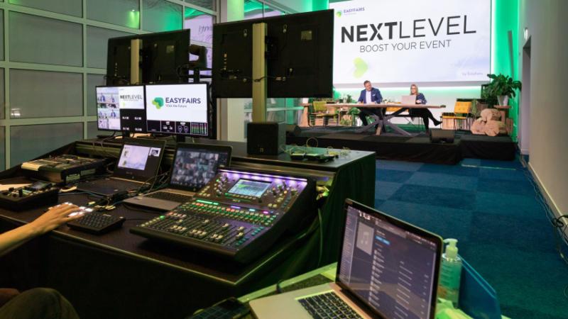 Evenementenhal Gorinchem breidt uit met Next Level Studio