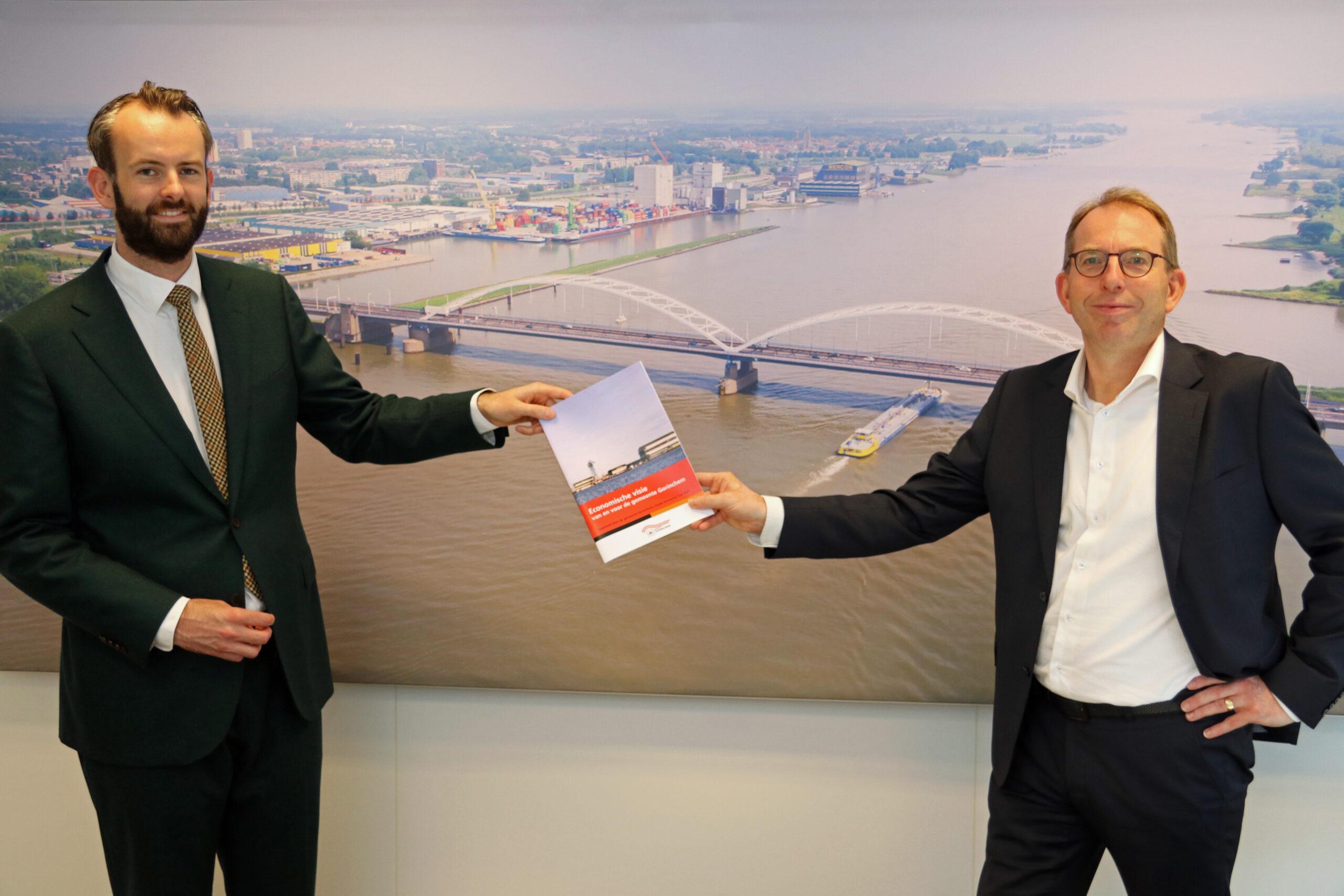 Economische visie: Gorinchem zet in op een robuuste, innovatieve en duurzame toekomst