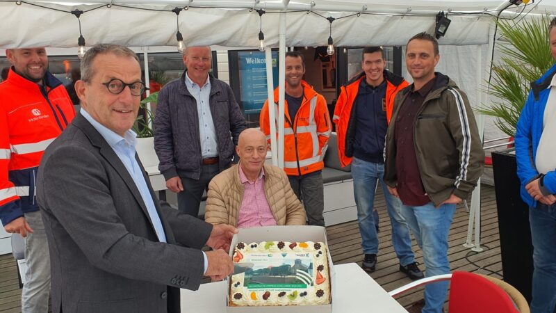 Reconstructie centrum Schelluinen officieel afgerond