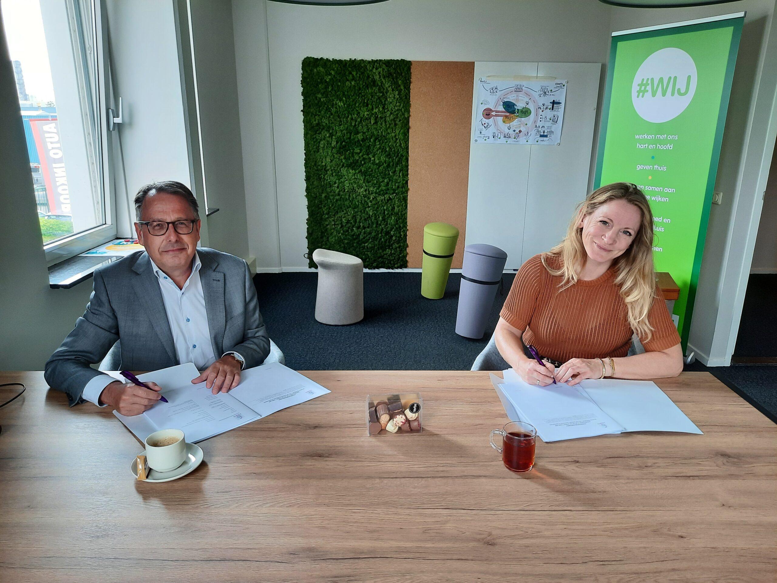 Poort6 en Syndion zetten handtekening onder huurovereenkomst Nicolaas Beetshof