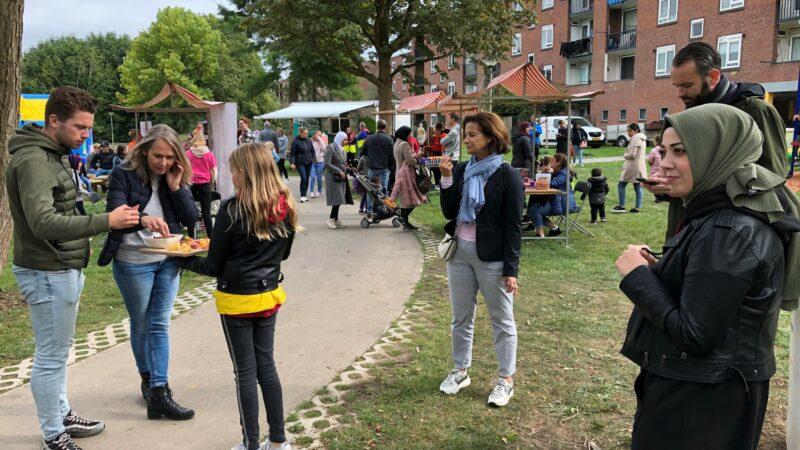 Feestelijke opening Haarwijkpark