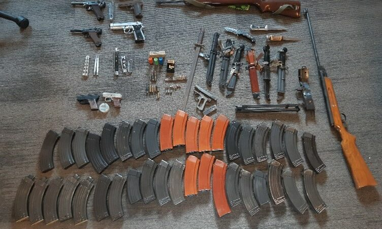 Opbrengst inleveractie wapens Gorinchem, Hardinxveld-Giessendam en Molenlanden