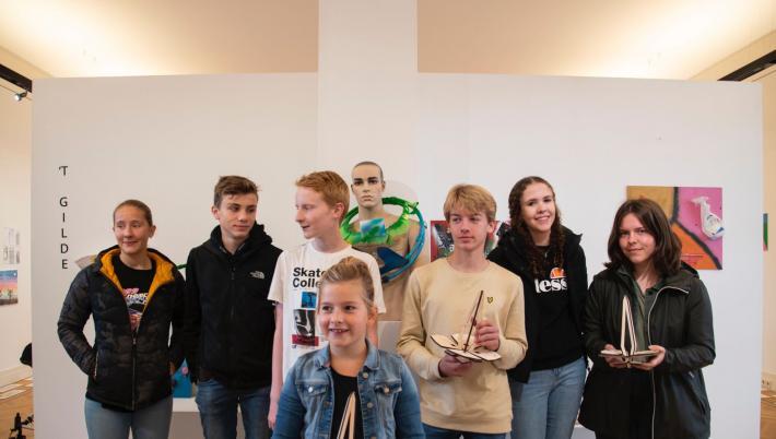 Art & Design Awards voor scholieren